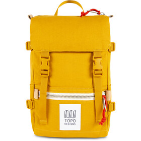 Topo Designs Rover Mini Pack yellow canvas
